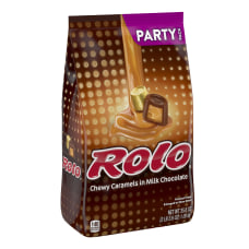 Rolo Milk Chocolate Caramel Candy 356