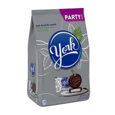 York Dark Chocolate Peppermint Patties 352