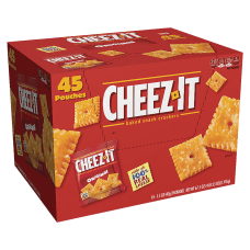 Sunshine Cheez It Bags Box Of