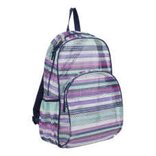 Eastsport Sport Mesh Backpack Candy Stripe