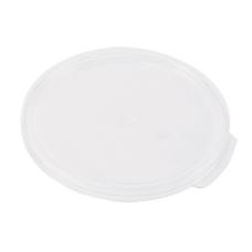 Cambro Round Cover White