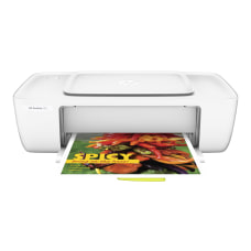 HP Deskjet 1112 Inkjet Color Printer
