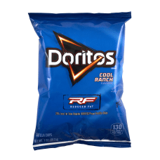 Doritos Reduced Fat Cool Ranch Chips