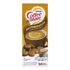 Nestl Coffee mate Liquid Creamer Butterscotch