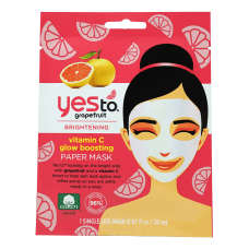 Yes To Grapefruit Paper Mask