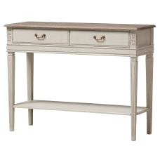 Baxton Studio Bela Console Table Off