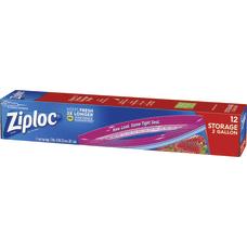 Ziploc 2 gallon Storage Bags Extra