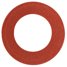 3M 6000 Series Inhalation Gaskets Red