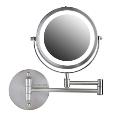 Ovente Wall Mounted Double Sided Vanity
