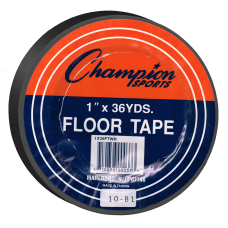Champion Sports Heavy Gauge Vinyl Floor
