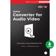 Stellar Converter For Audio Video For