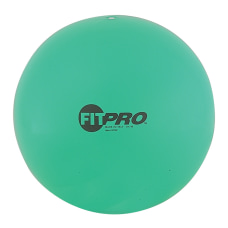 Champion Sports FitPro TrainingExercise Ball 16