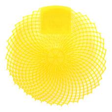 Eclipse Urinal Screens Citrus Grove Yellow