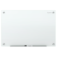 Quartet Infinity Unframed Glass Dry Erase