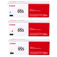 Canon Genuine 055 CMY Color Toner