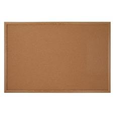 Office Depot Brand Cork Bulletin Board