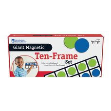 Learning Resources Giant Magnetic 10 Frame