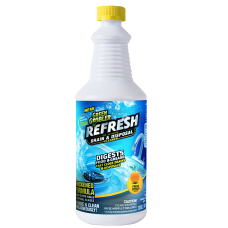 Green Gobbler Refresh Drain Disposal Cleaner