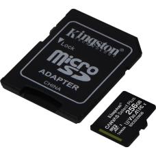 Kingston Canvas Select Plus 256 GB
