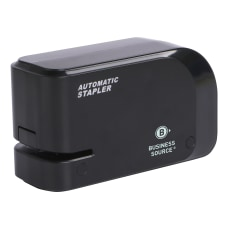 Business Source Electric Stapler 3 14