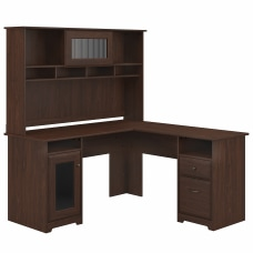 Bush Furniture Cabot 60 W L