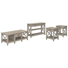 Bush Furniture Key West Coffee Table