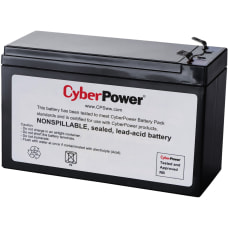 CyberPower RB1270B UPS Replacement Battery Cartridge