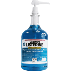 LISTERINE COOL MINT Antiseptic Mouthwash For