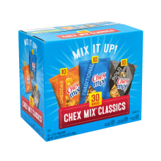 Chex Mix Classics Mix It Up