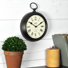 FirsTime Station Clock 9 H x