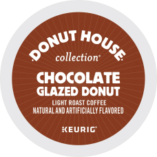 Donut House Coffee K Cup Compatible