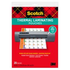 Scotch Thermal Pouches 8 1516 x