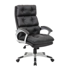 Boss Office Products Button Tufted Ergonomic