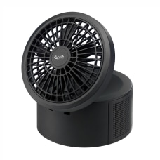 iLive Bluetooth Portable Speaker With Fan
