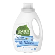 Seventh Generation Natural Laundry Liquid Detergent