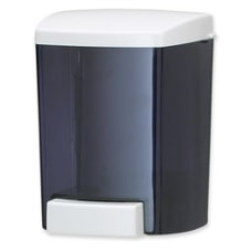 San Jamar Classic Soap Dispenser BlackGray
