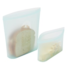 Mind Reader Reusable Silicone Sandwich And