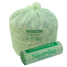 Stalk Market Natur Bag 08 mil