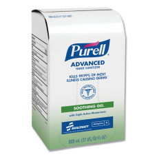 SKILCRAFT Purell Hand Sanitizer Pouches With