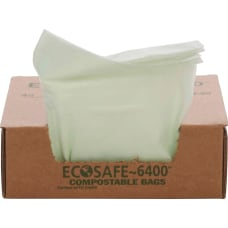EcoSafe 6400 Compostable Compost Bags 085