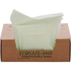 Stout EcoSafe 6400 Compostable Compost Bags