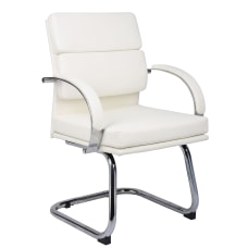 Boss Office Products CaressoftPlus Guest Chair