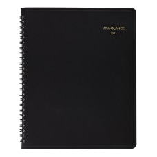 AT A GLANCE Large Monthly Planner