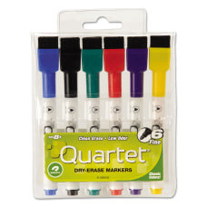 Quartet ReWritables Mini Dry Erase Markers