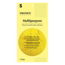 Tronex Flock Lined Rubber Latex Multipurpose