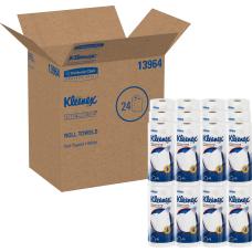 Kleenex Premiere 1 Ply Paper Towels