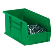 Office Depot Brand Plastic Stackable Bin