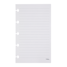 TUL Discbound Notebook Refill Pages Assorted