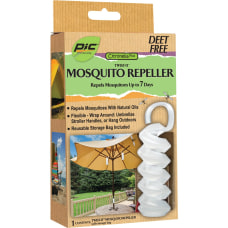 PIC Twist It Mosquito Repeller Mosquitoes
