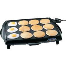 Presto BigGriddle Electric Griddle 1500 W